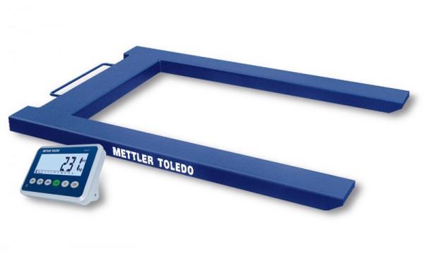 Palettenwaage Mettler Toledo BSA231, lackiert