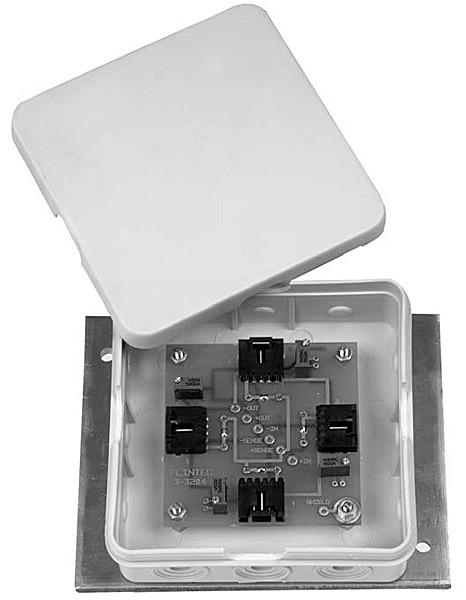 Kabel-Anschlusskasten KPB-4 C3
