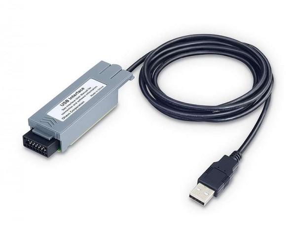 USB-Schnittstelle mit Kabel