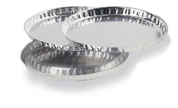 Probenschalen (Aluminium), Gebinde zu 80 Stück
