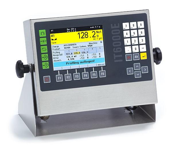 Systec Wägeterminal IT6000E