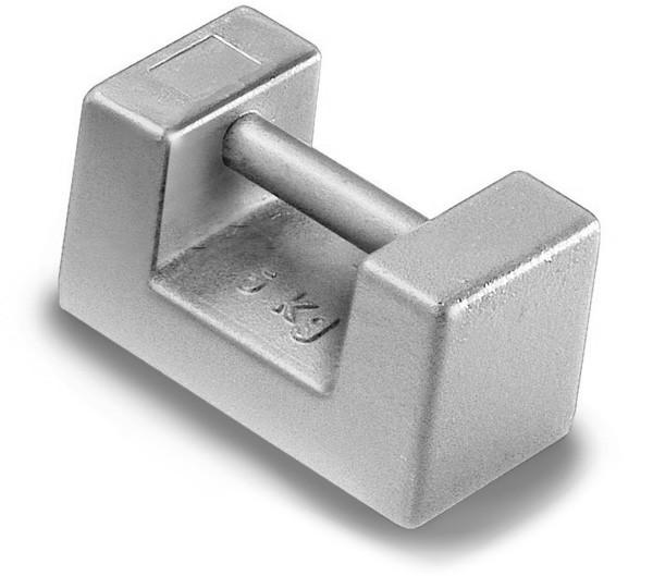 M1 Blockgewicht, Edelstahl