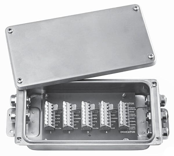 Kabel-Anschlusskasten KEK-4