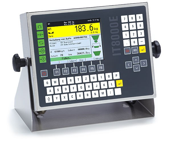 Systec Wägeterminal IT8000E