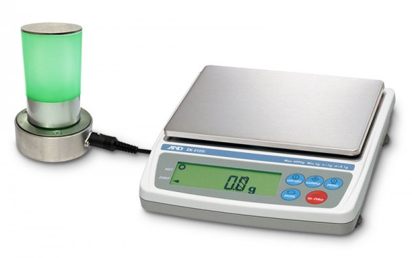 A&D EK-6100i-EC mit LED-Ampel