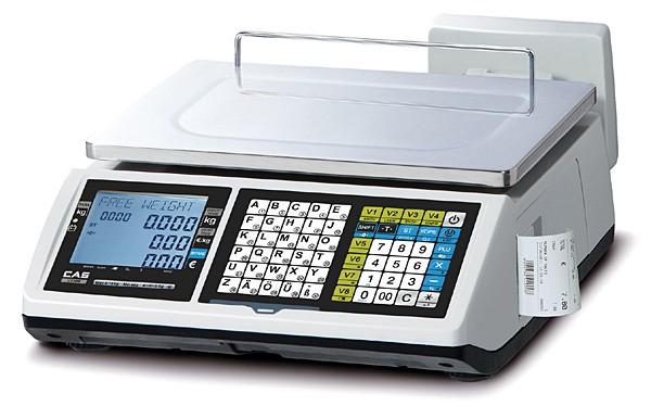 Ladenwaage CT100 mit Drucker