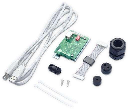 2. RS232 / RS485 / USB Schnittstelle